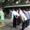 御嶽神社例祭が行われました