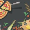 ピザをたくさん食べられると思っていたのに