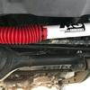 ジムニー JB23/JB43 ステアリングダンパーを装着