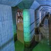 水に浸かった地下神殿へ。首都圏外郭放水路見学ツアーに参加
