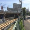 東海道線支線地下化工事南2工区の状況 2018-05-05