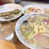三軒茶屋の隠れた名物、長崎ちゃんぽんを『長崎』で食べる。