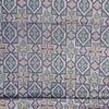 着物生地(132)抽象花模様織り出し西陣お召