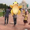 【インドでポケモンGO!】タージマハルでポケモンゲットが意外に楽しくてフォトジェニックだった話ww