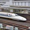 田町駅で流し撮り