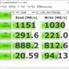 NVMeのパフォーマンス