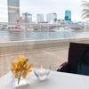【グルメ】〜神戸メリケンパークオリエンタルホテル〜結婚式一周年記念ディナーに行ってきました♫