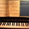 1ヶ月半ぶりのピアノ練習