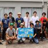この夏、和歌山にて、合宿