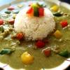 【雑穀料理】もちアワを使ったグリーンカレーの作り方【レシピ】