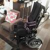 リハビリ受診と車椅子作成初回打ち合わせ