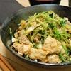 簡単!!豆苗の雷豆腐の作り方/レシピ