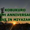 ばしんによる「コブクロ結成20周年記念ライブ記」