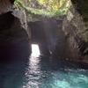 伊豆旅行2日間の2日目2020年〜堂ケ島マリンの青の洞窟、熱海 来宮神社[伊豆][熱海]