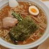 横須賀中央【まさる】醤油ラーメン ¥700+大盛 ¥50