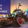 初見動画【海外版デモ】PS4【Heavy Metal Machines】を遊んでみての評価と感想!【PS5でプレイ】