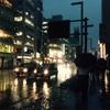 台風来るから明日は早起きしよう!