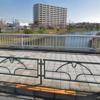 【橋】墨田区東墨田3丁目:旧中川のゆりのき橋