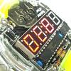 LED腕時計つくったよ!