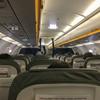 LH1861 MXP→MUC Economy A319に揺られ1時間で2ヶ国跨ぎ