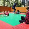 同窓極寒キャンプ in 大森リゾート【その3】