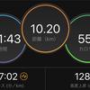 ジョギング10.20km+10.36km・回復力を取り戻すには低強度ジョグ&5月のまとめの巻