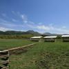 【九重町】やまなみ牧場 まきばの温泉館~爽快感!風吹きぬける牧場の温泉