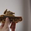 タミヤのフランス軽戦車R35の謎を追え