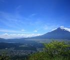杓子山と石割山!富士山の絶景登山コース!三つ峠駅~二十曲峠~石割神社~山中湖