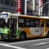 9/28 都営バス・新宿渋谷周辺