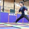マンションでも運動出来るトランポリン 子供が飛ぶと5つの効果あり