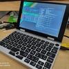 NANOTE P8でLinuxを動かすメモ