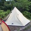 キャンプ記録 3 (富士山こどもの国)