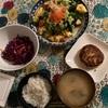豆腐とオートミールのハンバーグ
