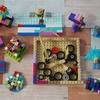 レゴで作る! クリスマスツリーのオーナメントのアイデア(4歳編)