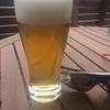 搾りたてビールをエサに、お方さまのラン練習。