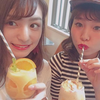 THE MID WEST CAFE のパフェとスムージーはインスタ映えだぞっ! #midwestcafe