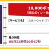 【ハピタス】SPG アメックスカードが10,000pt(10,000円)にアップ!