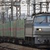 貨物列車撮影 3/30 ダイヤ改正後の貨物初撮影