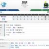 【試合結果】4/21 中日戦5-7 打撃陣が追い上げるも敗戦