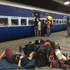 インドの電車の遅延は地獄