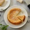 エーワークスのレシピ本でパルミジャーノスフレチーズケーキ作ってみた!