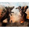 【ゴジラVSコング】S.H.モンスターアーツ『キングコング KONG from Movie』『ゴジラ GODZILLA from Movie』可動フィギュア【バンダイ】より2021年5月発売予定♪