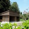 佐渡 小さな木造建築/良い雰囲気のする小屋に