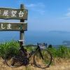 糸島の極楽展望台~背振山系縦走ライド・・・のはずが、途中で断念orz