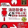 資格試験の話(消防設備士(甲種第4類)受験)