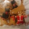 ジンジャーマンクッキーをクリスマスに食べる理由。【プレゼントにおすすめ】