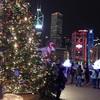 4連休のクリスマス 2016香港