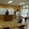 7月入学式