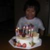 ゆきが6歳になりました。